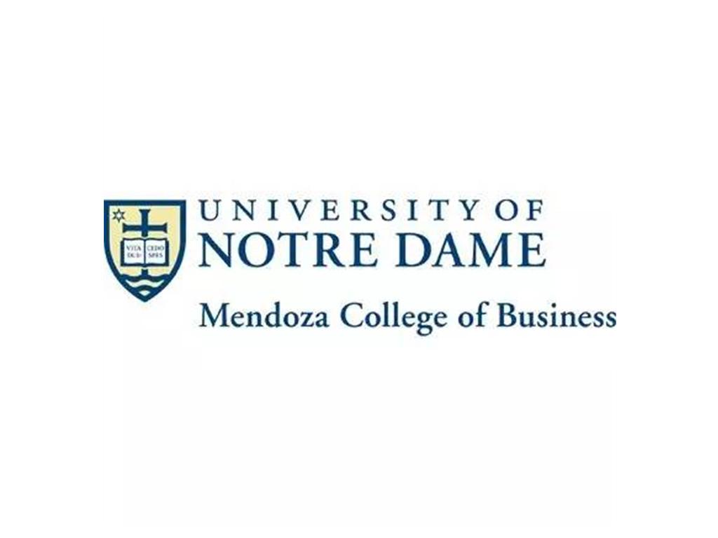 圣母大学University of Notre Dame (Mendoza)