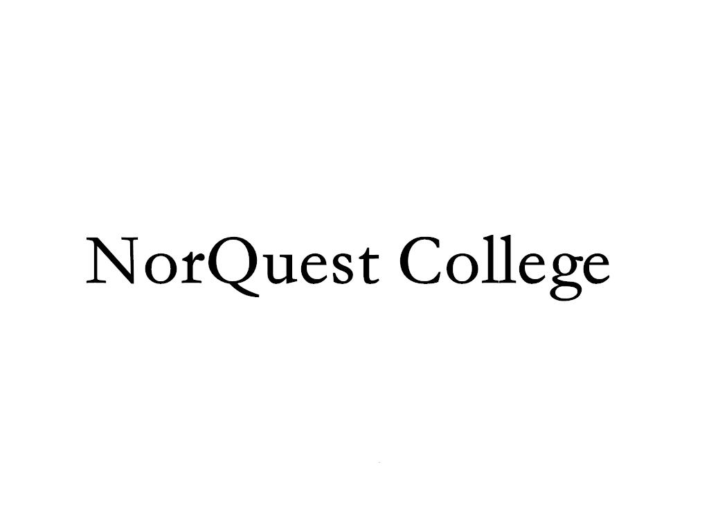 诺亚斯特学院 NorQuest College